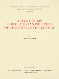 Cover Artus Désiré