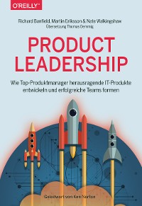 Cover Product Leadership