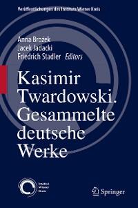 Cover Kasimir Twardowski