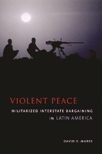 Cover Violent Peace