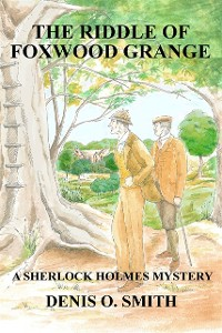 Cover Riddle of Foxwood Grange