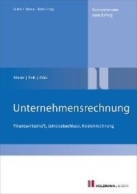 Cover Unternehmensrechnung