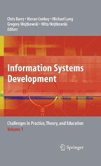 Cover Information Systems Development