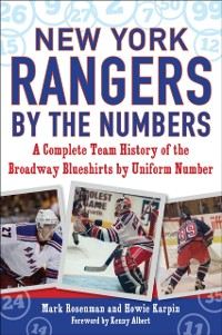 Cover New York Rangers by the Numbers