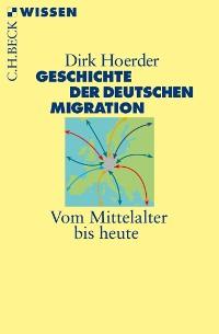 Cover Geschichte der deutschen Migration