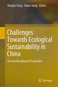Cover Challenges Towards Ecological Sustainability in China