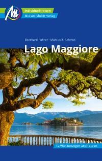 Cover Lago Maggiore Reiseführer Michael Müller Verlag