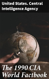 Cover The 1990 CIA World Factbook