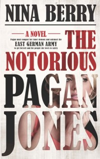Cover Notorious Pagan Jones (Pagan Jones, Book 1)