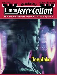 Cover Jerry Cotton 3338 - Krimi-Serie