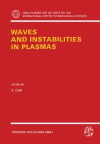 Cover Waves and Instabilities in Plasmas