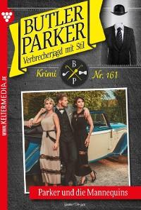 Cover Butler Parker 161 – Kriminalroman