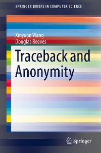 Cover Traceback and Anonymity