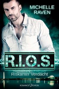 Cover R.I.O.S - Riskanter Verdacht