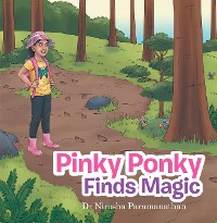 Cover Pinky Ponky Finds Magic