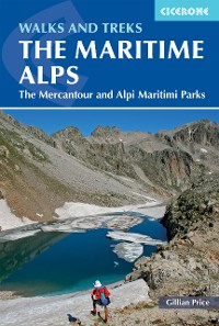 Cover Walks and Treks in the Maritime Alps