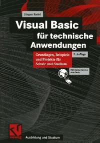 Cover Visual Basic fur technische Anwendungen