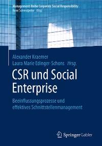 Cover CSR und Social Enterprise