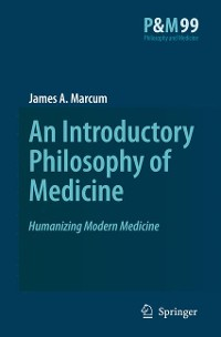Cover An Introductory Philosophy of Medicine