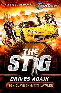 Cover The Stig Drives Again