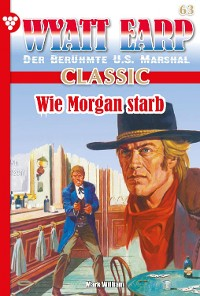 Cover Wyatt Earp Classic 63 – Western