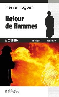 Cover Retour de flammes à Coueron