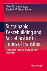 Cover Sustainable Peacebuilding and Social Justice in Times of Transition