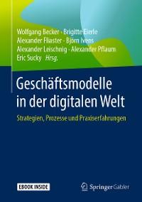 Cover Geschäftsmodelle in der digitalen Welt