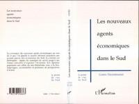 Cover LES NOUVEAUX AGENTS ECONOMIQUES DANS LE SUD