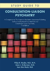 Cover Study Guide to Consultation-Liaison Psychiatry