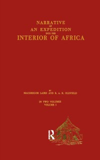 Cover Narrative of an Expedition into the Interior of Africa
