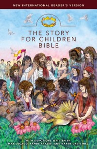 Cover NIrV, The Story for Children Bible, eBook