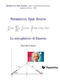 Cover La mitragliatrice di Einstein