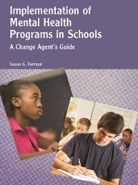 Cover Implementation of Mental Health Programs in Schools