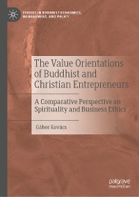 Cover The Value Orientations of Buddhist and Christian Entrepreneurs