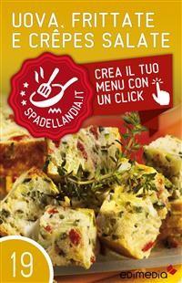 Cover Uova, Frittate e Crepes salate