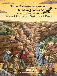 Cover The Adventures of Bubba Jones, Issue 4
