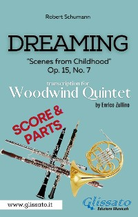 Cover Dreaming - Woodwind Quintet (score & parts)