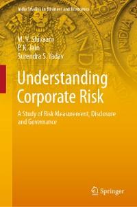 Cover Understanding Corporate Risk