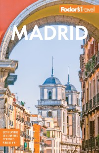 Cover Fodor's Madrid