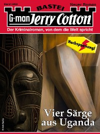 Cover Jerry Cotton 3359