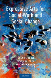 Cover Expressive Arts for Social Work and Social Change