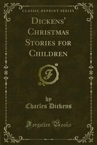 Cover Dickens' Christmas Stories for Children