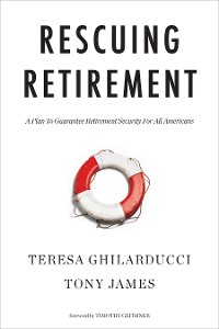 Cover Rescuing Retirement