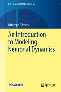 Cover Introduction to Modeling Neuronal Dynamics