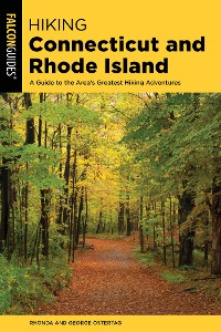 Cover Hiking Connecticut and Rhode Island