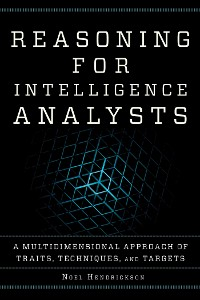 Cover Reasoning for Intelligence Analysts
