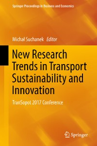 Cover New Research Trends in Transport Sustainability and Innovation