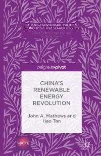 Cover China's Renewable Energy Revolution