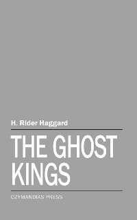 Cover The Ghost Kings